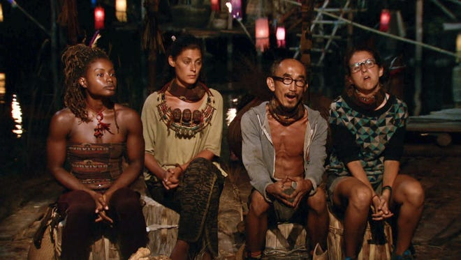 "Freehold native Michele Fitzgerald won season 32 of CBS's ""Survivor."""