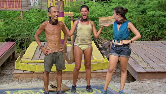 "Freehold resident Michele Fitzgerald is headed to the Jersey Shore after winning the 32nd season of ""Survivor."""