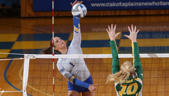 South Dakota State senior Ashley Beeaner was named to The Summit League Volleyball Watch List.