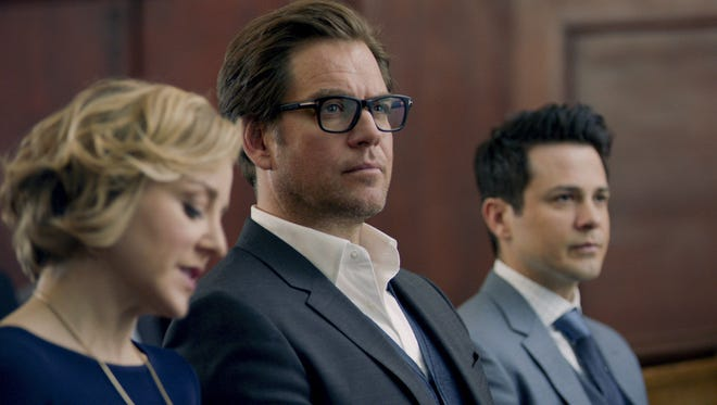 CBS' 'Bull,' starring Geneva Carr, Michael Weatherly and Freddy Rodriguez, will follow Weatherly's former series, top-rated 'NCIS,' on Tuesday nights.