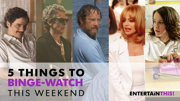 5 Things To Binge Watch This Labor Day Weekend