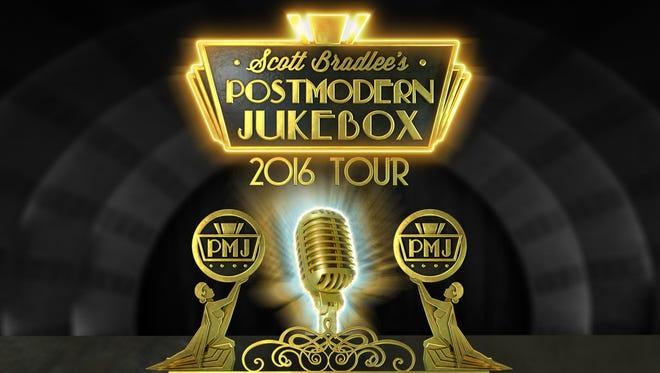 Scott Bradlee's POSTMODERN JUKEBOX 2016 Tour