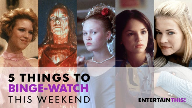 'Pretty in Pink,' 'Carrie,' '10 Things I Hate About You,' 'She's All That' and 'Drive Me Crazy.'