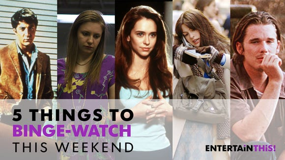 Graduation 5 Movies To Binge Watch After You Get Your Diploma
