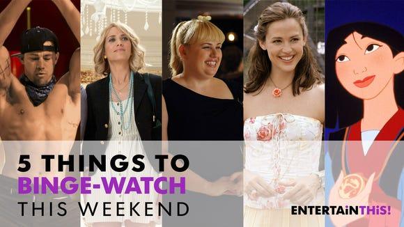 Bachelorette Parties 5 Films You Should Watch