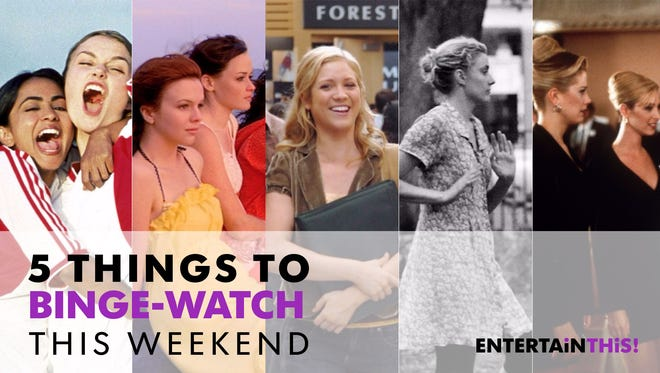 Make new friends in these great movies.
