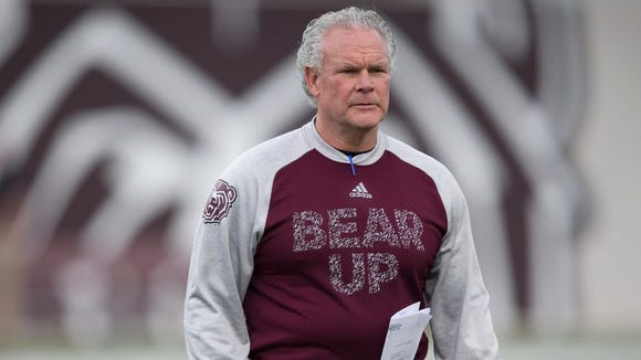 Dave Steckel's Missouri State Bears were 4-7 last year.
