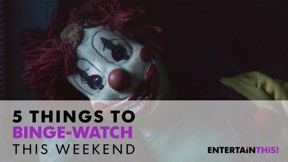 52471be41 5 clown movies to binge-watch this weekend in honor of 'It'