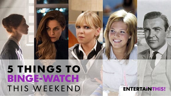 Alias Grace And More 5 Things To Binge Watch This Weekend