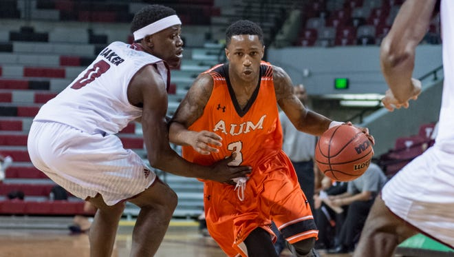 The AUM men's basketball team will open the season Friday when ittravels to Orangeburg, South Carolina, to take on Claflin as a part of the GSC/SIAC Challenge, a four-team tournament featuring schools from the Gulf South Conference and Southern Intercollegiate Athletic Conference.