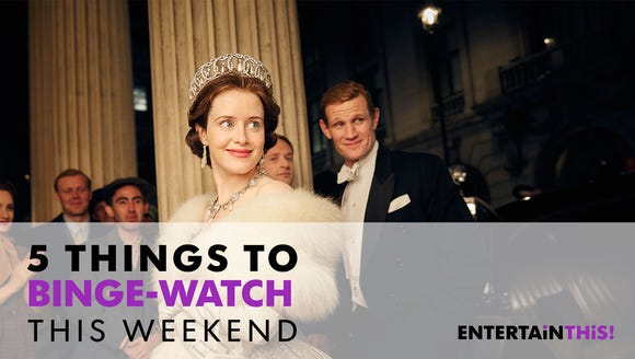 Spend some time with the Queen this weekend.