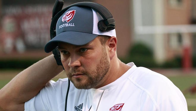 West Alabama coach Brett Gilliland is guiding his team through a fall without football due to the COVID-19 pandemic.