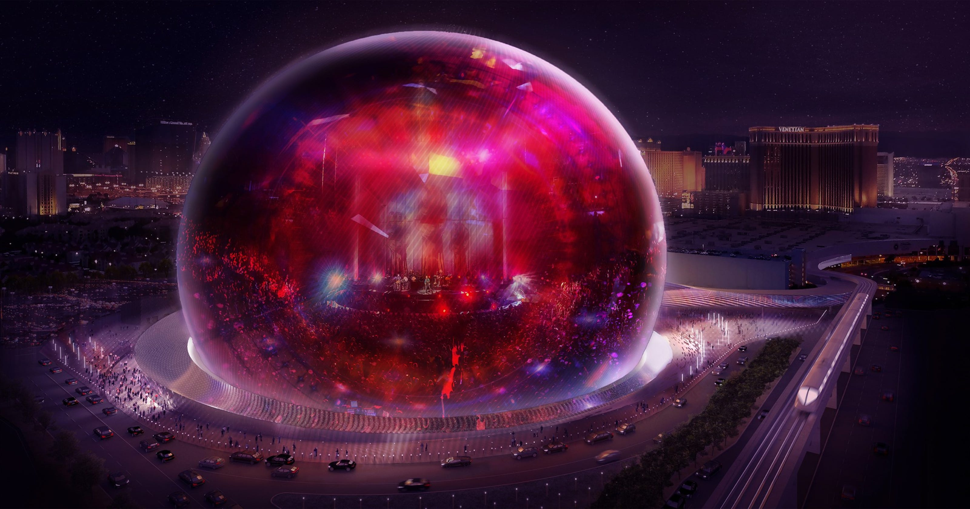msg sphere wants to change the concert experience - Madison Square Garden Jobs