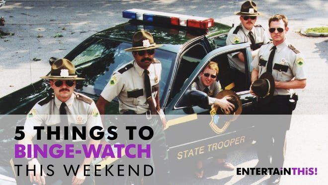 "Get your prank on this April Fool's Day with the ""Super Troopers"" and more."