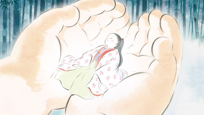 Princess Kaguya from the Isao Takahata animated film is everything a fairy tale heroine should be.