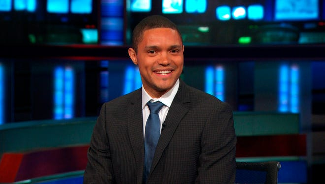 """Trevor Noah, the new host of Comedy Central's """"The Daily Show,"""" who starts Sept. 28, 2015."""