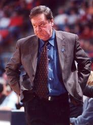 Former Louisiana Tech women's basketball coach Leon