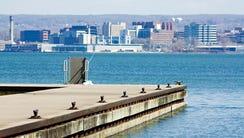 1. Erie, PABlack population: 7.2%Black median income: