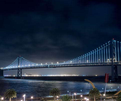 Bay Bridge offers lessons for Newsom