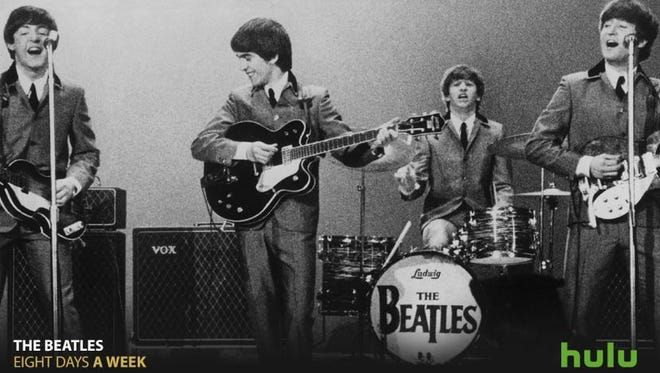 """""""The Beatles: Eight Days a Week -- The Touring Years,"""" is playing at Small Star Art House."""