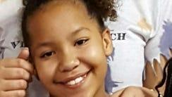 Alexandrea Thompson, 9.