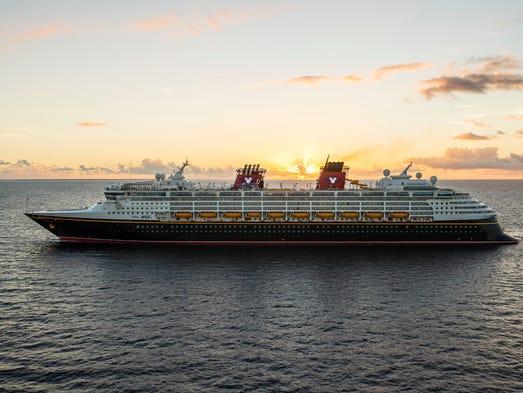 Disney Cruise Line Ship Magic To Visit Belfast In Northern Ireland - Cruise ship ireland