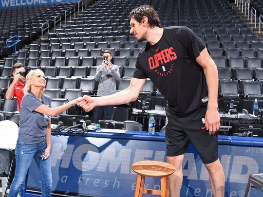 LA Clippers v Oklahoma City Thunder