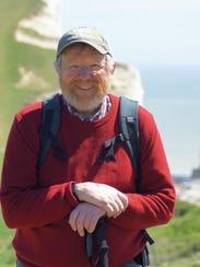 Author Bill Bryson.