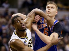 Pacers' Thad Young hopes to return Friday