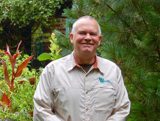 Bill Reichenbach, ISA certified arborist with Wachtel