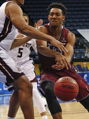 Wesley Person Jr. helped Troy win the Sun Belt Tournament last weekend and land an NCAA Tournament berth.
