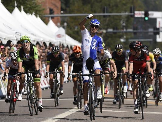 USA Pro Challege Cycling