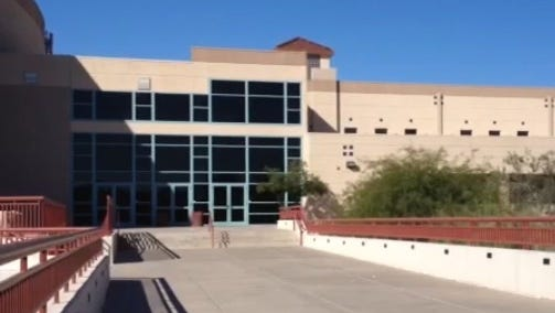 Desert Mountain High School is the only school in Scottsdale Unified School District that offers the International Baccalaureate program.