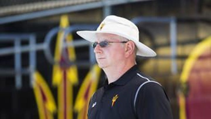 Arizona State swim coach sent inappropriate, sexual text messages to a former Olympian