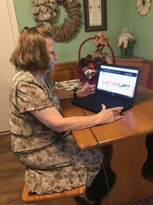 Norma Evers, 76, is no ordinary tech guru.