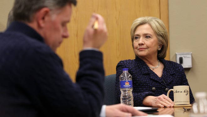 Hillary Clinton has been given a nearly 30-year trial by fire and come through with a laser focus on what matters to her and the American people.