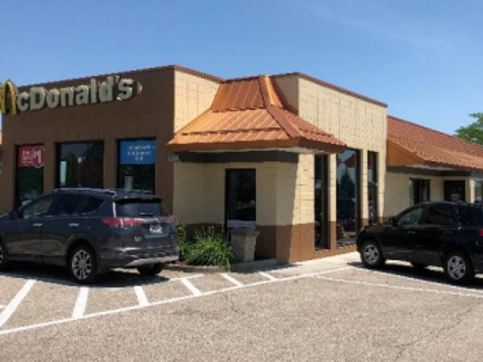 The McDonald's at 4550 S. 108th St., is due to be updated, soon.