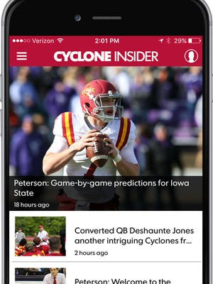 Cyclone Insider app