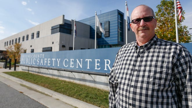 John Saunders recently retired after more than 21 years as a 911 dispatcher in Greene County.