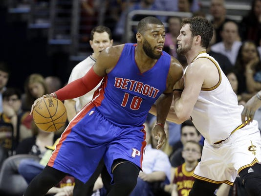 Greg Monroe, Kevin Love
