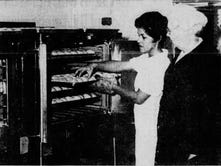 1971: Schools expects 7,000 for Thanksgiving