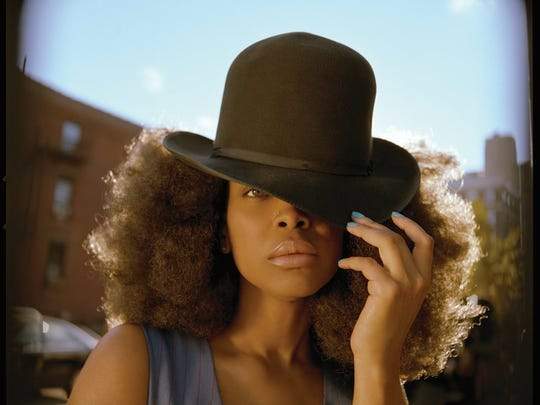 ERYKAH BADU -- Seven Sirius Benjamin, Badu's first child, whose father is Andre 3000 of OutKast, was born November 18, 1997. On July 5, 2004,she gave birth to a daughter, Puma Sabti Curry, whose father is West Coast rapper The D.O.C. On Feb. 1, 2009, she gave birth to a third child, Mars Merkaba Flowers-Wright, whose father is rapper Jay Electronica.