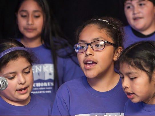 Palenke Youth Chorus of Seaside