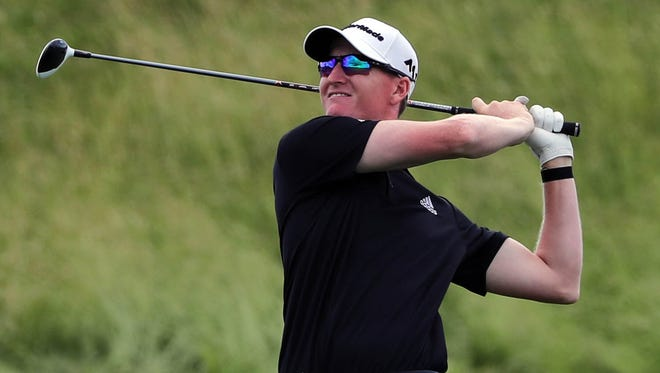 Jordan Niebrugge of Mequon made the cut at the U.S. Open last summer at Erin Hills and finished tied for sixth in the 2015 British Open but can't make his way onto the PGA Tour.