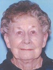 Jean Vesey, an 89-year-old Brick woman who has dementia, went missing Monday.