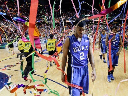 ACC Tournament New York Basketball