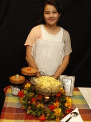 Lily Watanabe with Japanese New Year Fried Rice