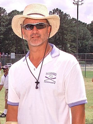 Former Lincoln High softball coach and Cobb Middle physical education teacher Frank Johnson
