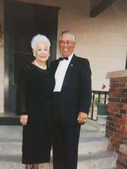 Mr. and Mrs. James Armendarez