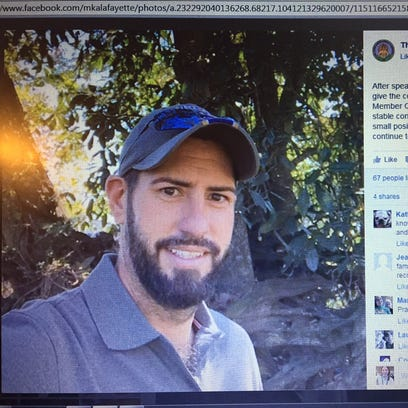 The Mystic Krewe of Apollo has been sharing updates on Quinn DeJean on its Facebook page.